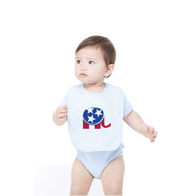 Rabbit Skins - Infant Premium Jersey Bib