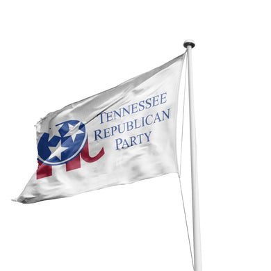 5' x 3' TN Republican Party Flag
