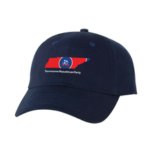 Load image into Gallery viewer, TNGOP State Logo Twill Cap