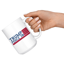 Load image into Gallery viewer, Trump Pence '20 Tennessee Flag - 15oz Mug
