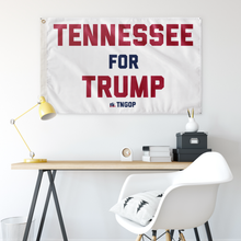 Load image into Gallery viewer, Tennessee For Trump TNGOP - 4' x 3' Flag