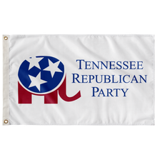 Load image into Gallery viewer, Tennessee Republican Party Flag - 5FT x 3FT
