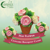 Cupcake Bouquet Class May 7th - SOLD OUT