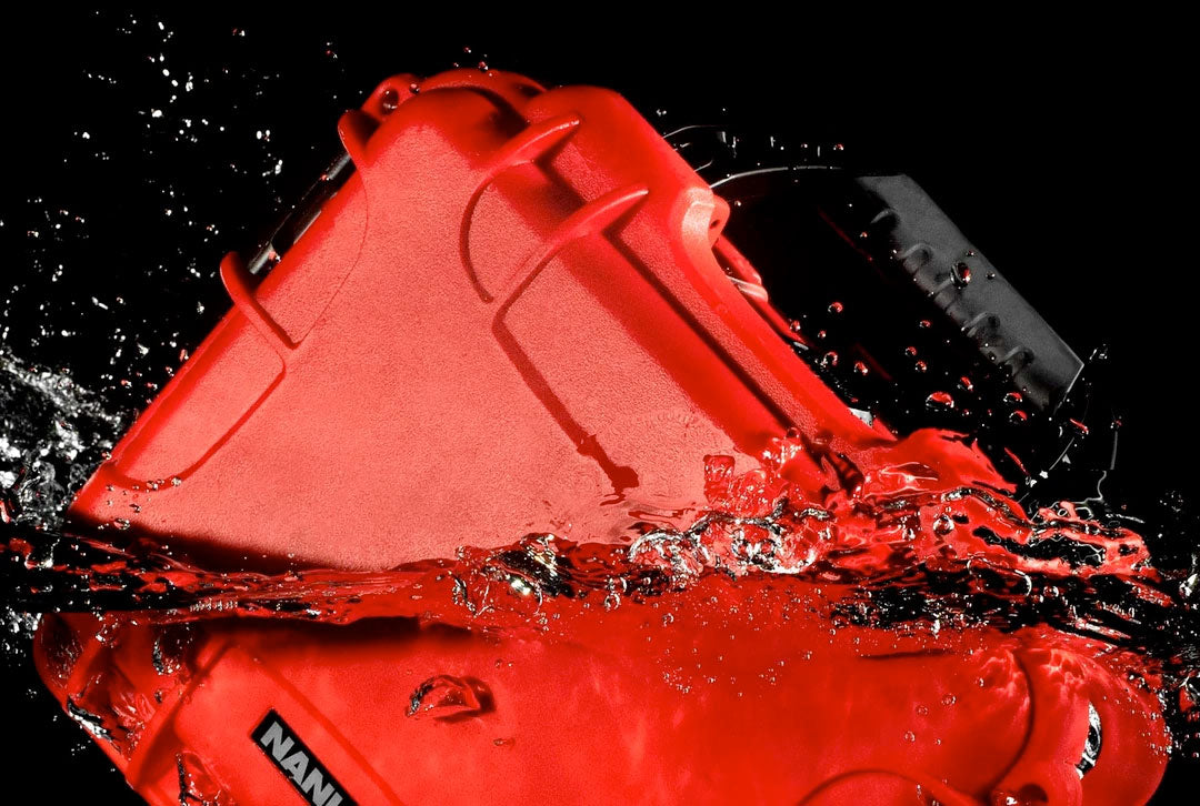 Nanuk Waterproof Cases
