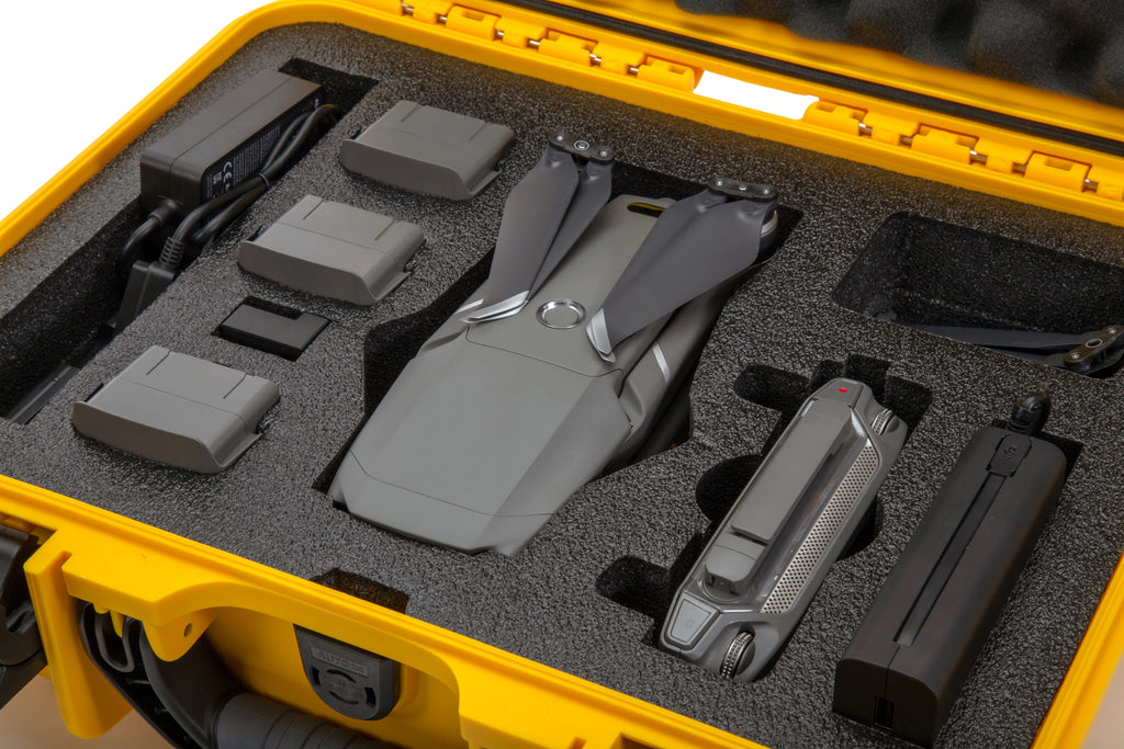 NANUK 920 Hard Case For DJI™ Mavic 2 Pro | Zoom