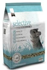 Science Selective Chinchilla Dry Food Mixwith Plantain 1.5Kg