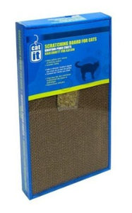 Catit Scratcher Cat Toy With Catnip,Wide