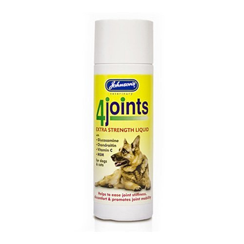 Johnsons 4 Joints Extra Strength Liquid For Dogs 100Ml 150G - 6Pack