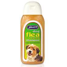 Load image into Gallery viewer, Johnson'S Cleansing Shampoo For Dogs 200Ml