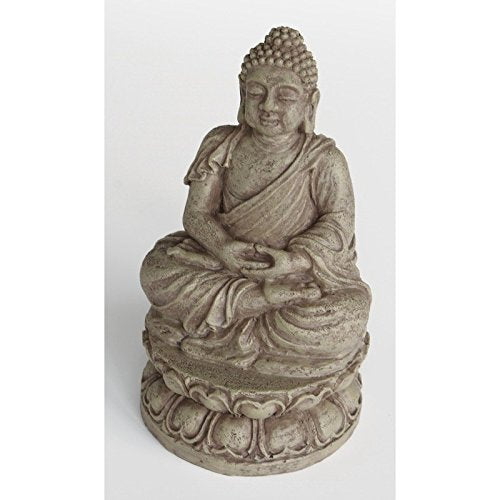 Superfish Zen Deco Buddha, Fish Aquarium Décor Ornament