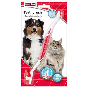 Beaphar Toothbrush For All Sizes Of Dogs