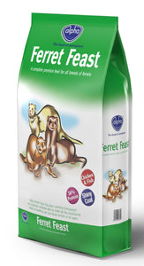 Alpha Ferret Feast 2.5Kg 2500G, Ferret Food