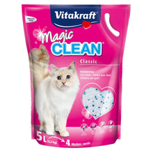 Load image into Gallery viewer, Vitakraft Magic Clean Pearl Cat Litter 5Ltr 2300G