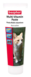 Beaphar Cat Multi-Vitamin Paste Duo-Active 100G