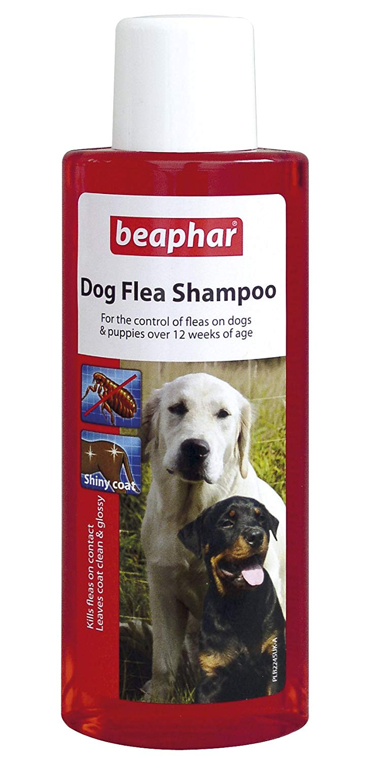 Beaphar Shampoo Red Treatment For Dogs Puppies 250Ml