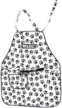 Load image into Gallery viewer, Wahl Paw Print Pet Dog Grooming Apron (Waiste 1400Mm, Width 600Mm, Drop 745Mm)