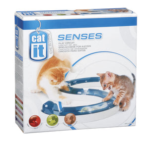 Catit Senses Play Circuit Cat Kitten Toy