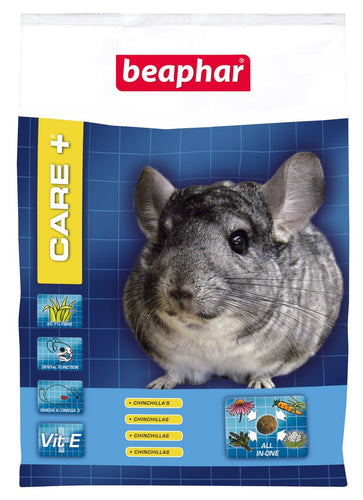 Beaphar Care Plus Chinchilla Dry Food Mix 1.5Kg