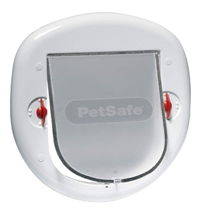 "Petsafe Staywell Big Cat/Small Dog Pet Door, White Overall Size: 292Mm X 292Mm (11 1/2"" X 11 1/2"")"