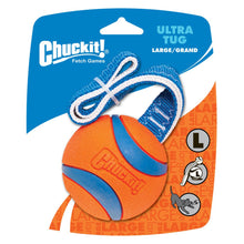 Load image into Gallery viewer, Chuckit Ultra Tug Large Ball 7.3Cm, Ultra Dog And Puppy Toy