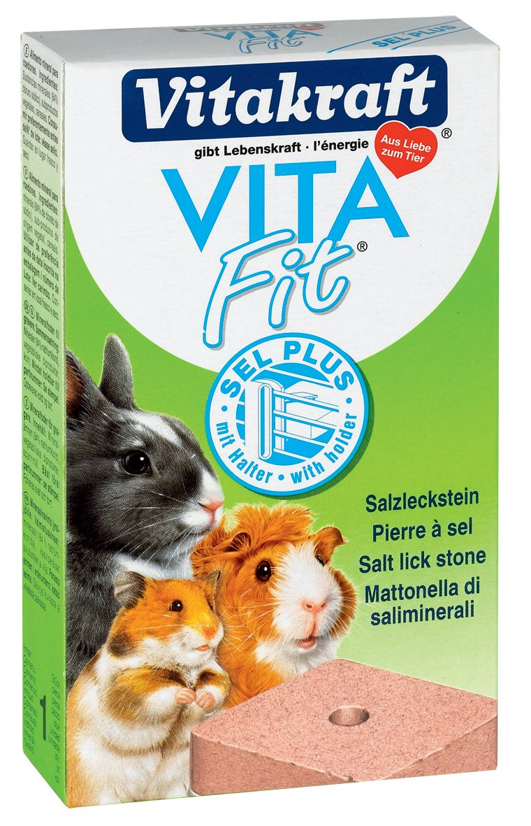 Vitakraft Small Animal Rabbit Guinea Pig Salt Licks Stones