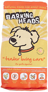 Barking Heads Dog Food Tender Loving Care Chicken And Rice Dry Mix 2 Kg