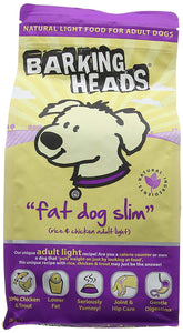 Barking Heads Dog Food Fat Dog Slim Chicken & Trout 2Kg