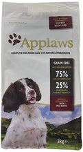 Load image into Gallery viewer, Applaws Dry Dog Food Adult Lamb Small & Medium Breed, 2Kg