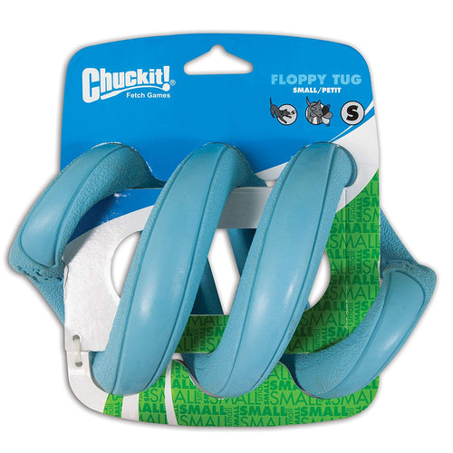 Chuckit! Floppy Tug Dog Toy Small