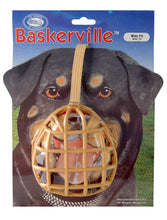 Load image into Gallery viewer, Company Of Animals Baskerville Dog Muzzle, Size 15, Rottweiler