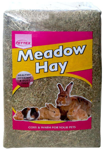 Pettex Meadow Hay Bedding For Rabbit And Small Animals 1 Kg