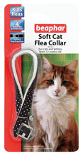 Load image into Gallery viewer, Beaphar Cat Soft Collar Sparkle, Black
