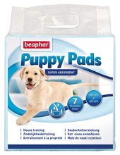 Load image into Gallery viewer, Beaphar Puppy Dog Training Pads 7Pads