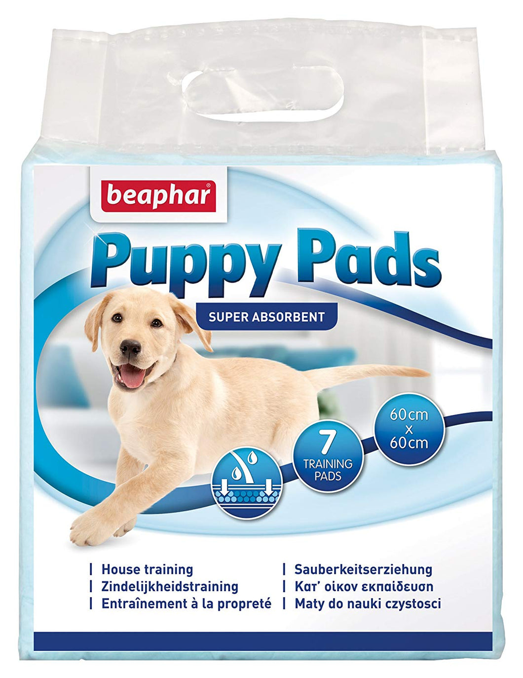 Beaphar Puppy Dog Training Pads 7Pads