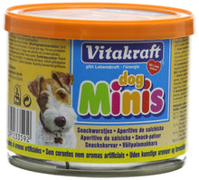 Load image into Gallery viewer, Vitakraft Minis Dog Food  200 G Can (Pack Of 12)