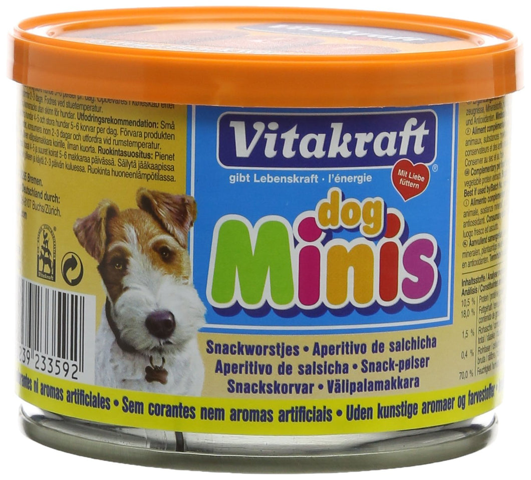 Vitakraft Minis Dog Food  200 G Can (Pack Of 12)