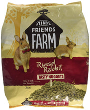 Load image into Gallery viewer, Supreme Tiny Friends Farm Russel Rabbit Tasty Nuggets Nutrition Food, 2 Kg