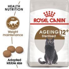 Load image into Gallery viewer, Royal Canin Ageing Sterilised 12+