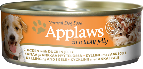Applaws Chicken With Duck In Jelly