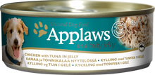 Load image into Gallery viewer, Applaws Chicken With Tuna In Jelly