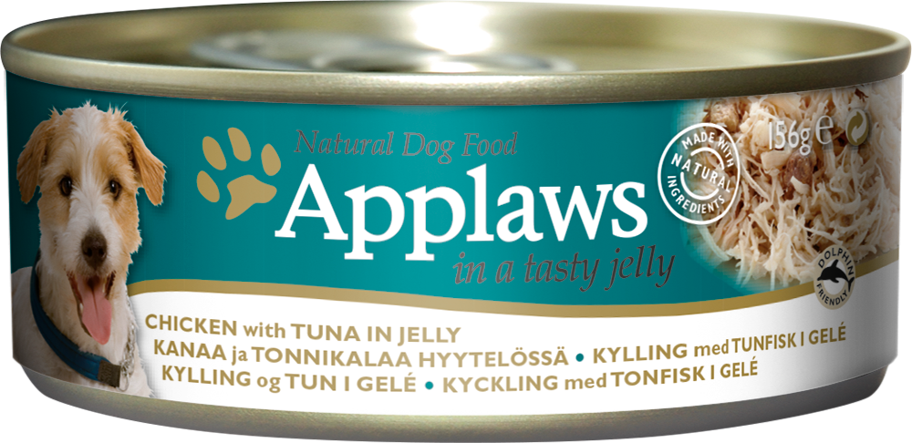 Applaws Chicken With Tuna In Jelly