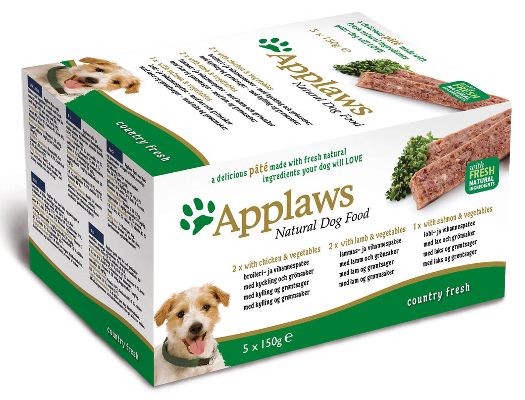 Applaws Country Fresh Pate