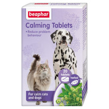 Load image into Gallery viewer, Beaphar Calming Tablets