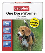 Load image into Gallery viewer, Beaphar One Dose Wormer