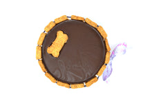 Load image into Gallery viewer, Barking Bakery Carob Iced Pawty Cake