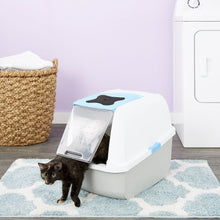 Load image into Gallery viewer, Catit Hooded Cat Litter Pan