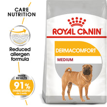 Load image into Gallery viewer, Royal Canin Medium Dermacomfort