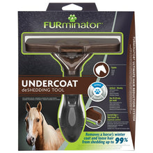 Load image into Gallery viewer, FURminator Undercoat deShedding Tool for Equine