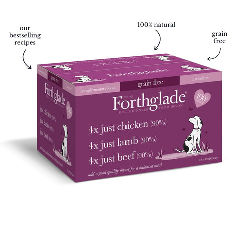 Forthglade Just Multipack