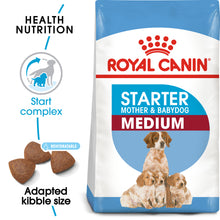 Load image into Gallery viewer, Royal Canin Medium Starter Mother & Baby Dog